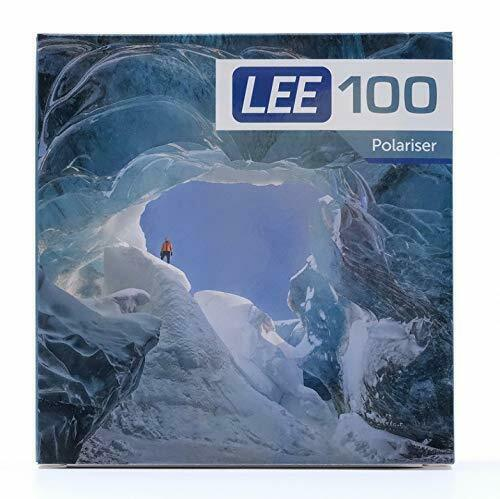 100PL Lee Filters LEE100mm Polariser in Clam Shell Case