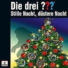Adventskalender-Stille Nacht,düstere Nacht von Die Drei ??? | CD | Zustand gut