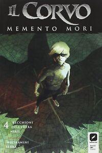 IL-CORVO-Memento-Mori-n-4-di-4-Edizioni-BD-ITA-NUOVO-NSF3