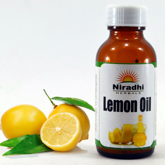 LEMON OIL 100% Natural Pure UnDiluted UnCut ESSENTIAL OIL 5ML TO 1000ML