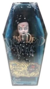 LIVING-DEAD-DOLLS-BEDTIME-SADIE-SLOTH-SERIES-7-SEALED-COFFIN-BOX-RARE-MINT
