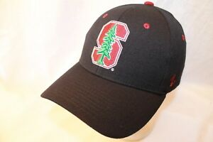 superior quality 0b335 c597b Image is loading Stanford-Cardinal-Hat-Cap-The-Game-Day-Black-