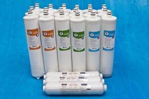 Juego de 21 Filtros S300 - Osmosis Inversa Compact +++