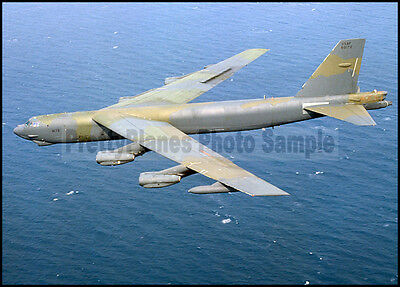 USAF B-52 Stratofortress Team Spirit 1986 5x7 Aircraft Photos