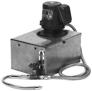 professionelle-Kuehlmitteleinrichtung-400V-komplett-Metallschlauch-NEU