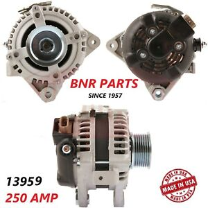 Image Is Loading 250 Amp 13959 Alternator Toyota Rav4 2001 2003