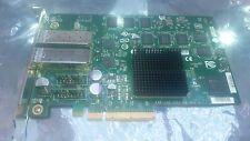 Dual 10GbE 10GE 10G iSCSI GigaBit EtherNet SFP+ PCI-Express 8x Chelsio CC2-S320E