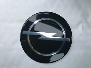 Opel-Griffin-metal-badge-emblem-73mm-domed-Calibra-Cavalier-Astra-GSI