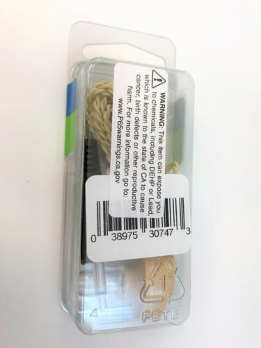 7/' Cord 747 // 747B 3.5mm Phone Plug Hi Impedance Crystal Earphone Radio