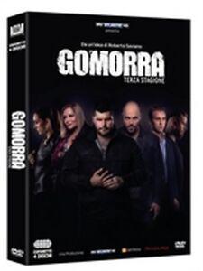 Gomorra-La-Serie-Stagione-3-4-DVD-ITA-ORIGINALE-SIGILLATO