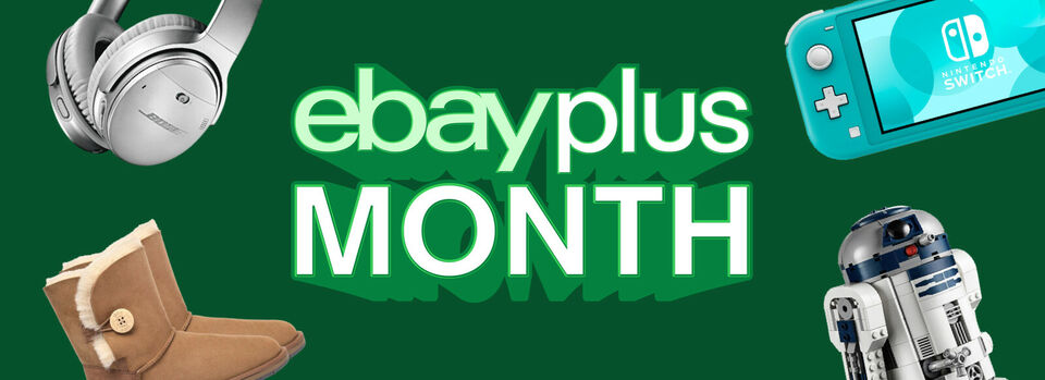 Start Free Trial - eBay Plus Month is Here