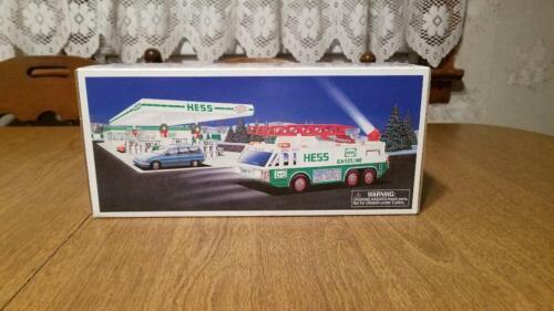 1996 Hess Emergency Truck MIB