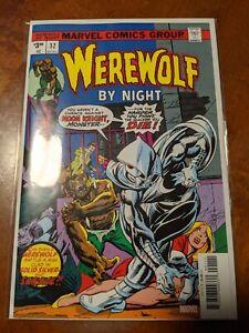 Werewolf By Night #32 Brand New 1st Moon Knight  Disney+ Send to CGC! 🔥🔥🔥🔥
