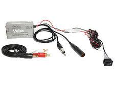 Veba Wired FM Modulator transmitter AVFM-MOD01 iPod iPhone MP3 in car music aux