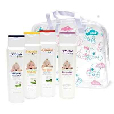 babaria Aloe Vera Baby-Paket 1000 ml  (1,80 €/100 ml)
