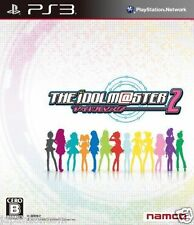 Used PS3 The Idolmaster 2 SONY PLAYSTATION 3 JAPAN JAPANESE IMPORT