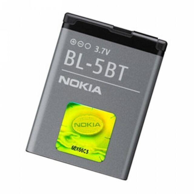 Nokia BL-5BT 3.7v 870mAh Battery for Nokia Classic