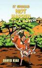 It Should Not Happen to a Boy by David Kiai 9781467882514 (paperback 2012)