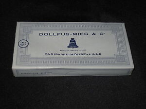 Ac355 Dmc Dollfus-mieg & Cie Retors A Broder 12 Echeveaux 2745 Coton Canevas Nb Xbazscui-07213151-245988720