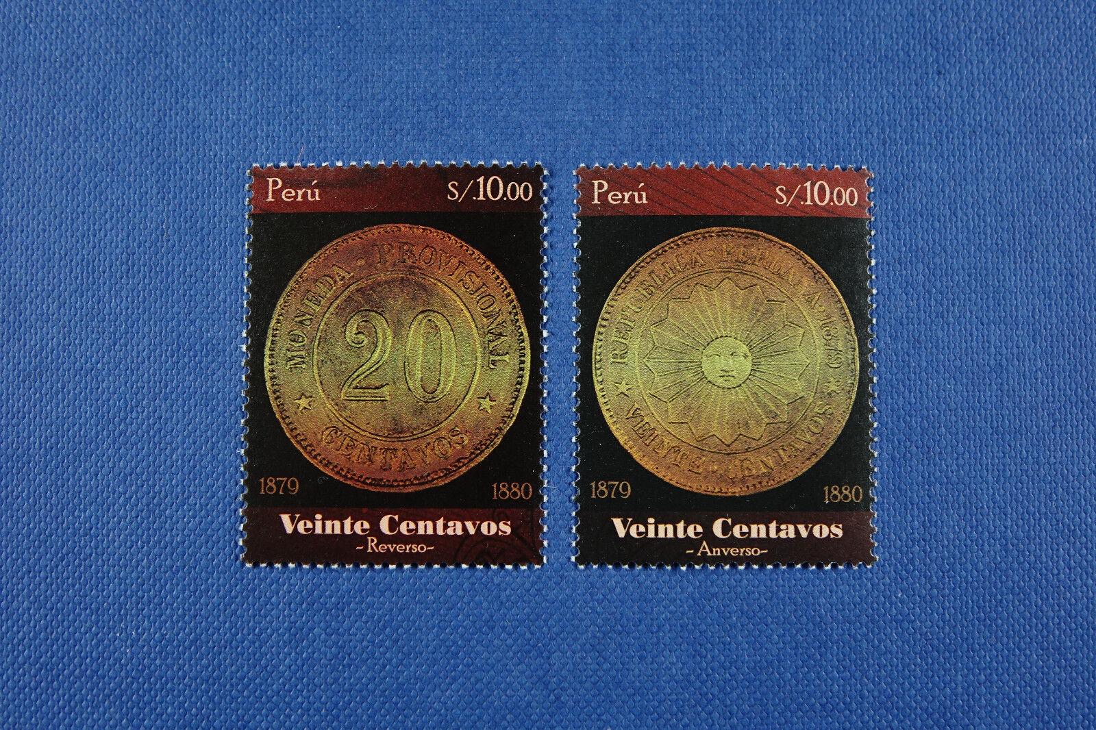 Peru latin america stamps peru 2017 mnzen coins geschichte geld money history postfrisch mnh thecheapjerseys Images