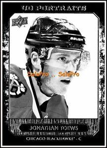 UPPER-DECK-2014-JONATHAN-TOEWS-NHL-CHICAGO-BLACKHAWKS-ROOKIE-PORTRAITS-MINT-P29