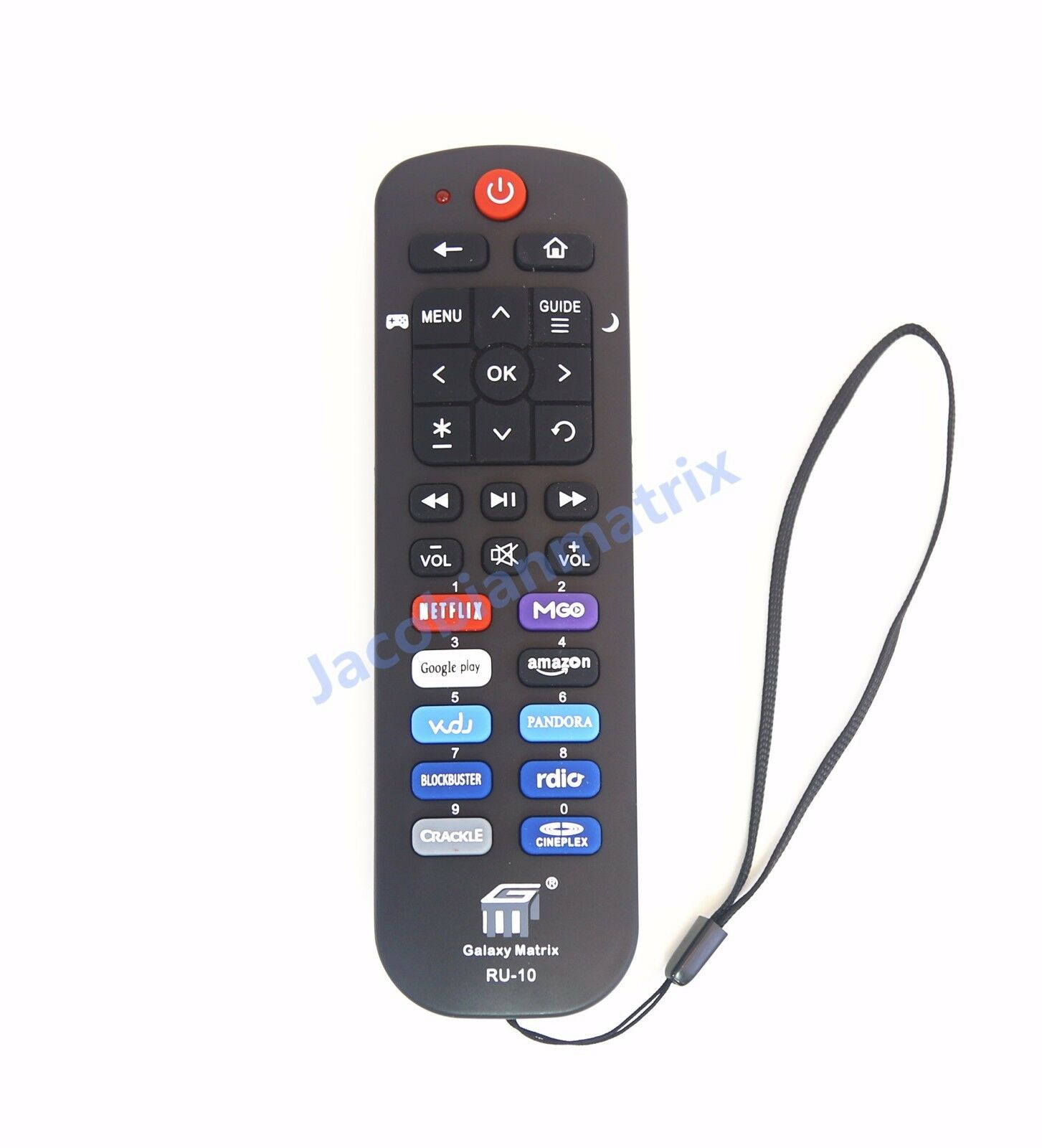 Universal TV Box Remote Apple Roku Versizon Xbox Direct ... - photo#28