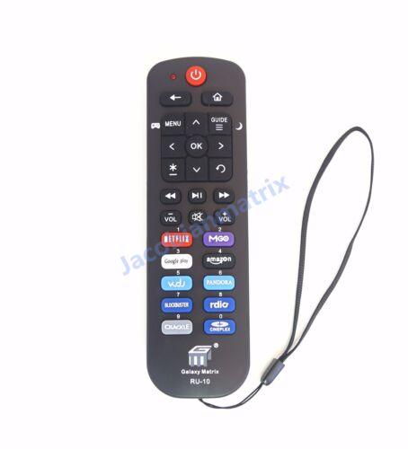 Universal TV Box Remote Apple Roku Versizon Xbox Direct Dish RCA Vizio Samsung 1