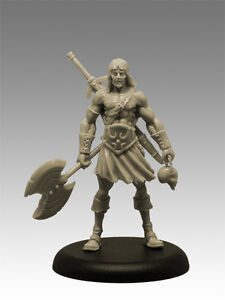 Details about DETHAX THE DESTROYER 35mm Scale RESIN Black Sun Miniatures