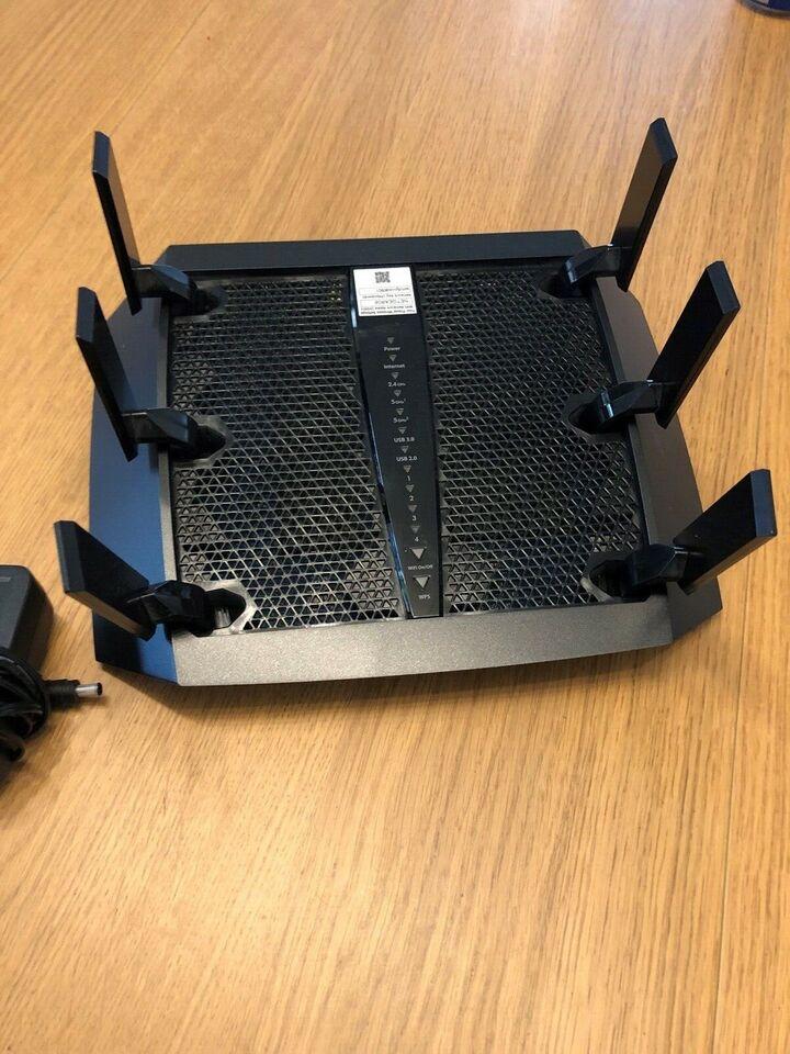 Router, Netgear, Perfekt