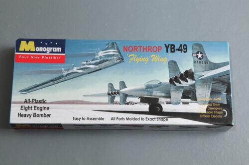 Monogram style hardbox reproduction Northrop YB-49 Flying Wing  Boxart treasure!