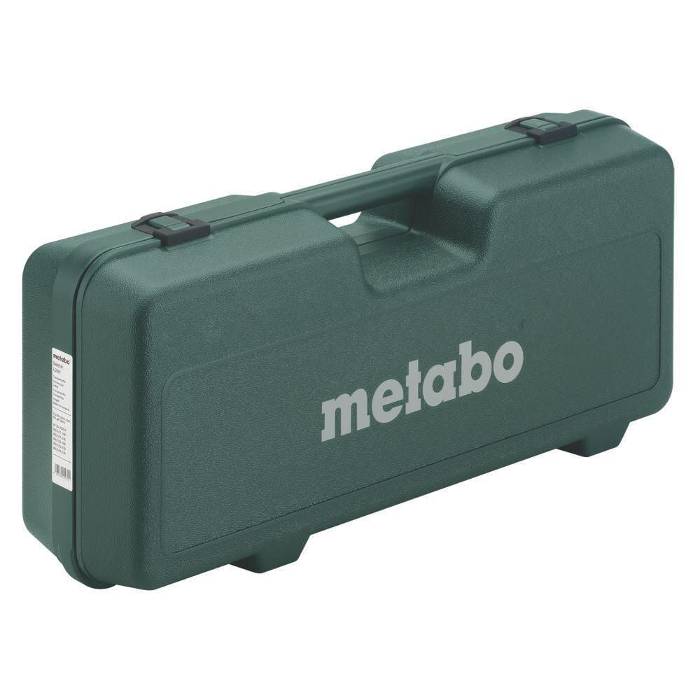 Metabo Kunststoffkoffer für große Winkelschleifer bis 230mm