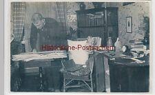 (F6365) Orig. Foto junger Mann in einer Münchener Wohnung, Büro (bei Wieneke) 19