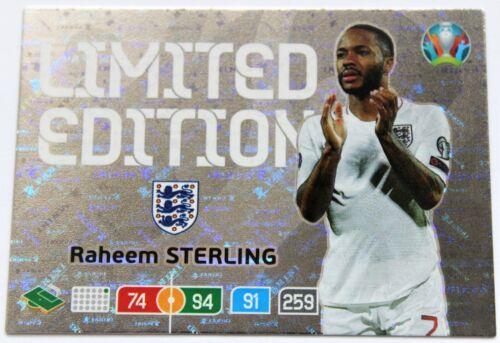Panini Adrenalyn XL UEFA Euro 2020-Sélection cartes Edition limitée Master