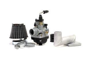 Vergaserkit  21mm PHBG Tuning Vergaser + Sportluftfilter  - Tomos A3 A5 A35 A38