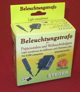 Kahlert-Steger-Beleuchtungstrafo-fuer-Puppenhaeuser-Krippen