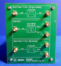 Agilent Hp Keysight E5072a Handset Component Demo Kit For Ena Vna Analyzer