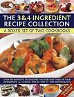 Cooking with Just 3 & 4 Ingredients: a Box Set of Two Cookbooks : Over 450 Fantastic Easy Recipes That Use Only Three or Four Ingredients, All Shown Step by Step in 1550 Photographs by Joanna Farrow, Jenny White (Paperback, 2011)