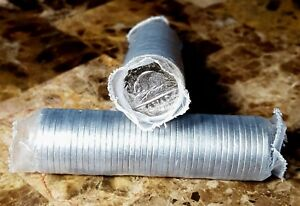 Canada 2013 Original Mint Wrapped Roll of Nickels!!