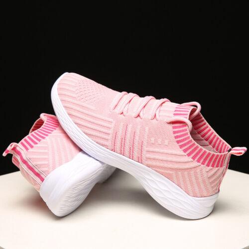 Women/'s Lightweight Training Running Shoes Athletic Walking Tennis Sneakers 01