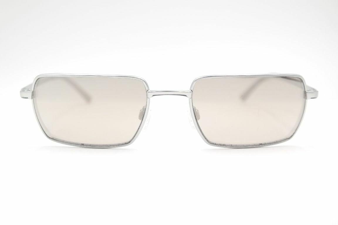 Aigner a7005 53 [] 19 plata oval gafas de sol Sunglasses nuevo