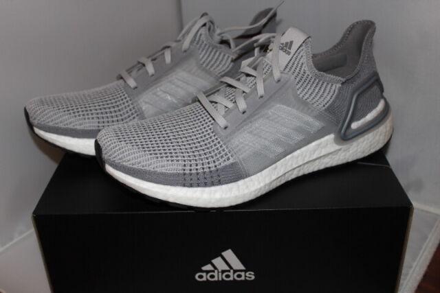 Men's adidas Ultraboost 19 Grey G54010