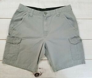 exclusive range new design luxury fashion Details about Mens Wrangler Flex Cargo Shorts Relaxed Fit w/ Tech Pocket  Khaki Size 32 Gray