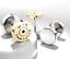 PAIR-16G-0G-8mm-GOLD-BULLET-STEEL-FAKE-CHEATER-PLUGS-EAR-RINGS-NIPPLERINGS-STUDS thumbnail 2