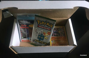 HOLOS & More TCG Losse kaarten ProfessorJay Pokemon Cards MYSTERY GIFT BOX SET MIXED CARDS