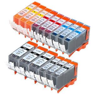 15-PK-INK-NON-OEM-CANON-PGI-220-CLI-221-IP3600-IP4600-IP4700-MP560-MP620-MP640