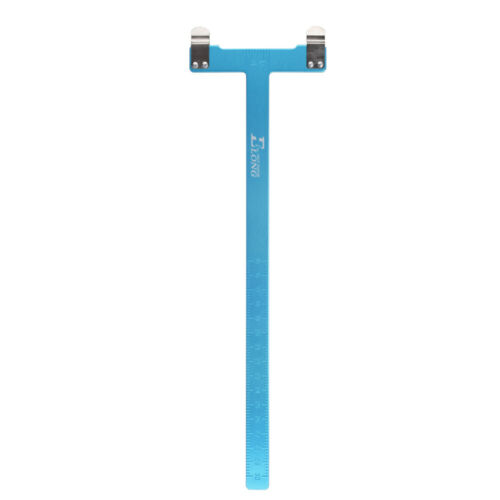 Bow T Square Blue 4 String Nocking Points Archery Nock Pliers Set