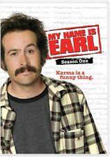 MY NAME IS EARL SEASON 1 New Sealed 4 DVD Set