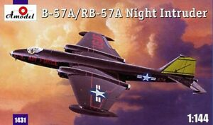 Amodel 1/144 B-57A/RB-57A Night Intruder # 1431
