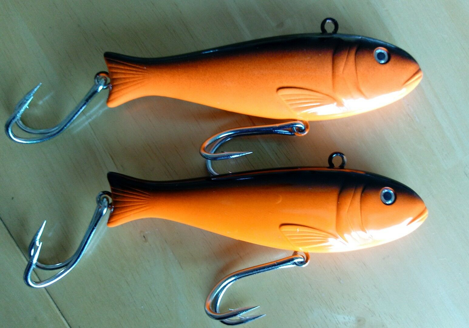 Offshore angler trolling lure mullet saltwater fishing   6.5   6oz. lot of 2 new  at cheap