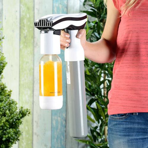 Softdrinks Limonade Saft-Schorle Getränke-Sprudler für Soda-Wasser